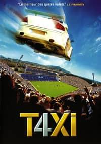 Cinéma Film Taxi 4